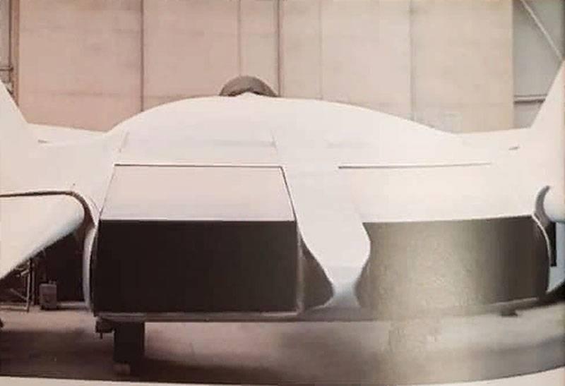 В ОКБ Сухого показали фото с полноразмерным макетом советского С-22