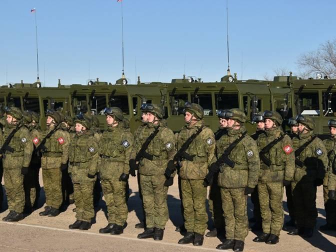 हथियारों के लिए डेढ़ ट्रिलियन से अधिक। 2019 में रूसी सेना का रियरमेंट