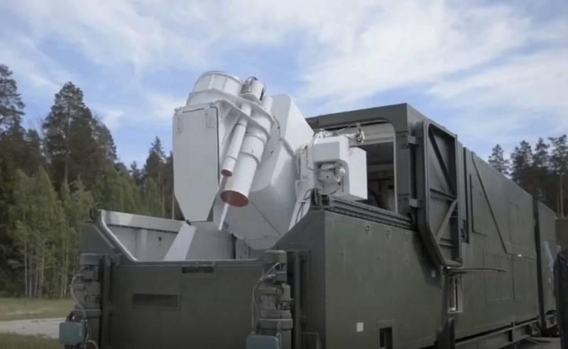Gli ultimi sistemi laser Peresvet hanno coperto Yars e Topol-M