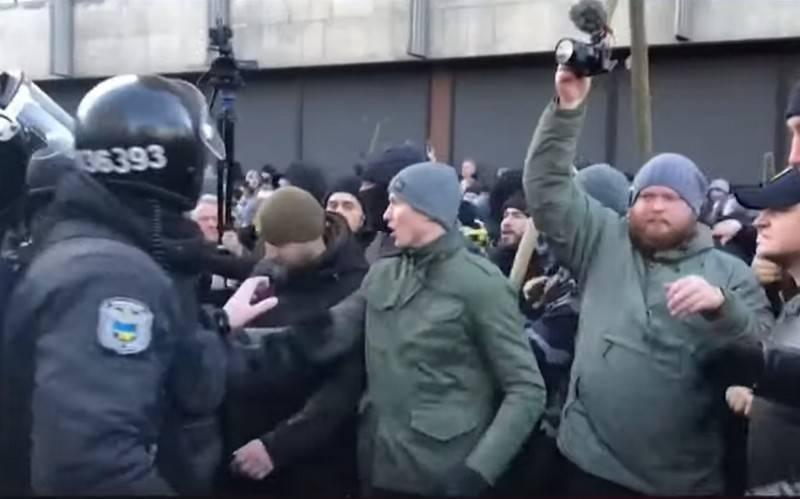 Украинский генерал заявил об опасности нового Майдана