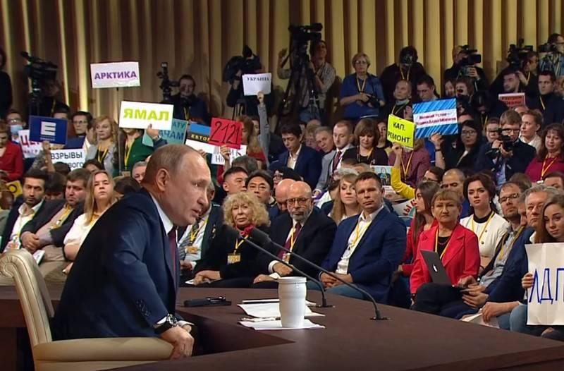 Putin: a Rússia não subsidiará a economia da Bielorrússia com a ajuda dos preços do gás