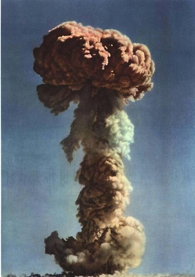 他们班上的第一名。 中国的战略核力量是如何建立的?