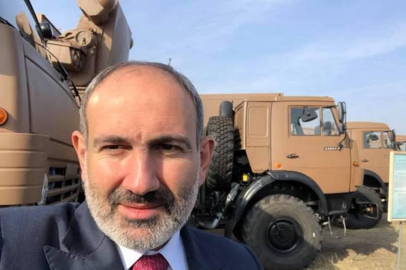 Forças Armadas Armênias receberam sistemas de defesa aérea russos Tor-M2KM