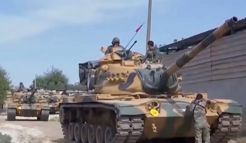 Парламент Турции одобрил отправку турецких войск в Ливию