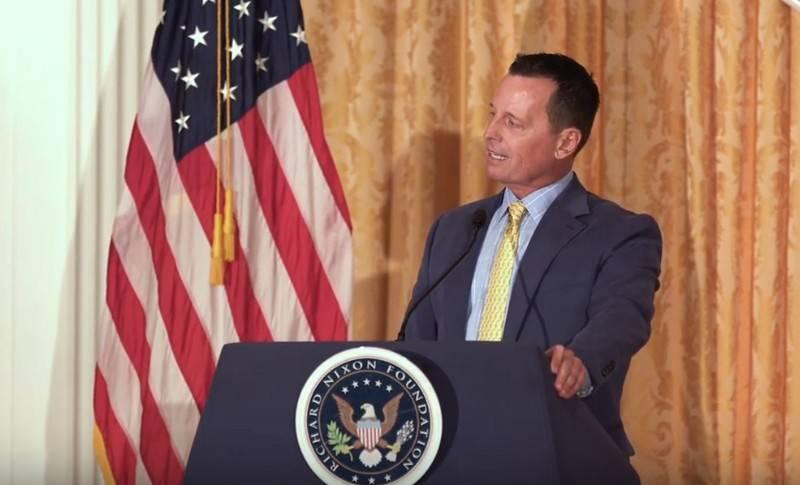 Посол США: санкции против газопроводов приняты в интересах Евросоюза