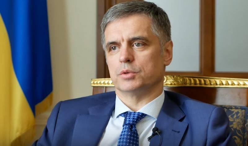 Das ukrainische Außenministerium erklärte die Notwendigkeit eines Reisepasses für die Einreise nach Russland
