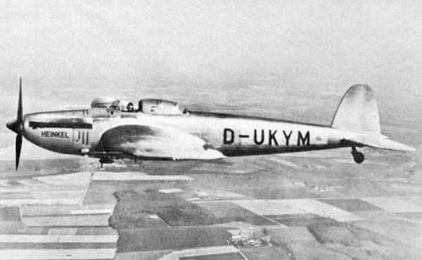 Боевые самолеты. Еще одна упавшая «Комета»