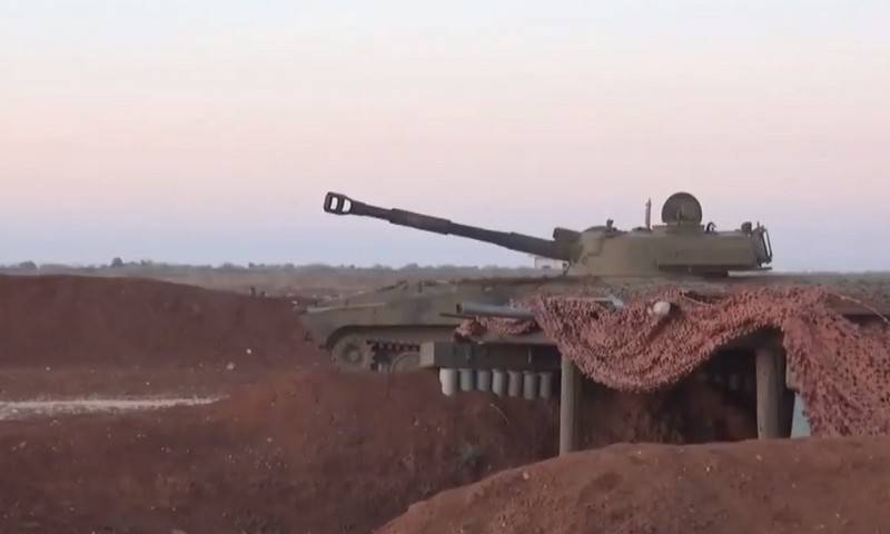 Syrian army captures strategically important city in Idlib province
