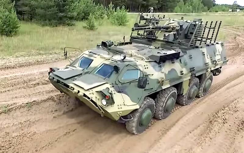 Scandalous contract for BTR-4E resumed in Ukraine