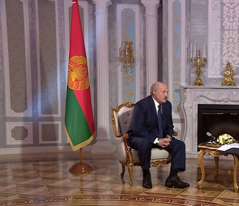 Lukashenko about relations between Kiev and Moscow: Ukraine, although small, but gave rise to a clash