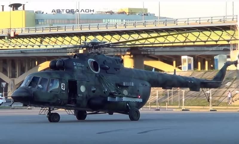 Вертолёты типа Ми-8/171 получат дополнительное бронирование десантного отсека