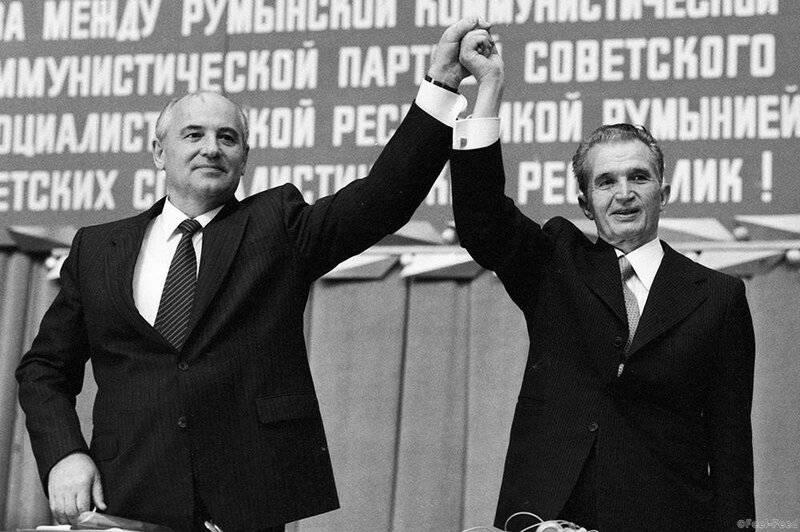 रोमानियाई चटाई, या राष्ट्रपति का बलिदान