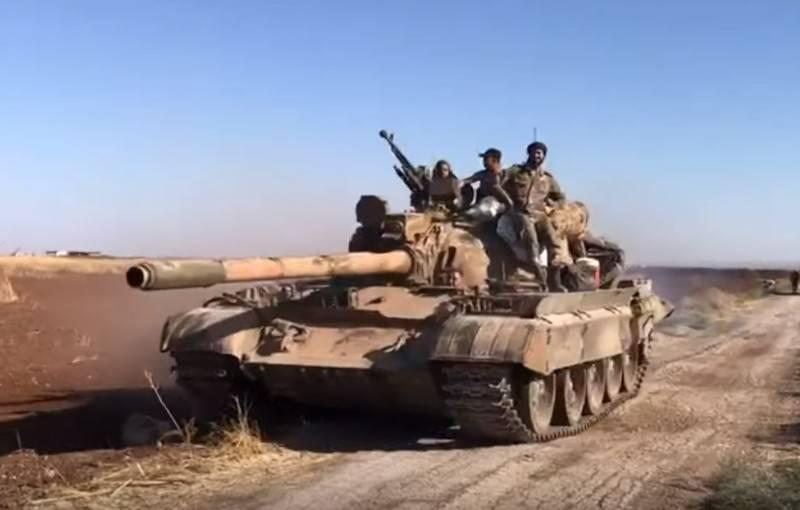 무장 세력은 시리아 Idlib의 Maaret al-Nuuman 도시를 항복하기를 거부했다.