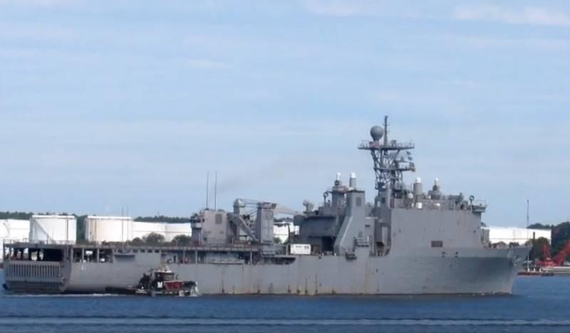 पेंटागन का इरादा अमेरिकी नौसेना के सतह जहाजों की संख्या को कम करना है