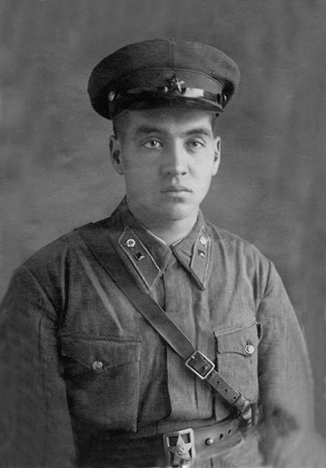 Makhmut Akhmetovich Gareev. Red Army officer, officer, general and scientist