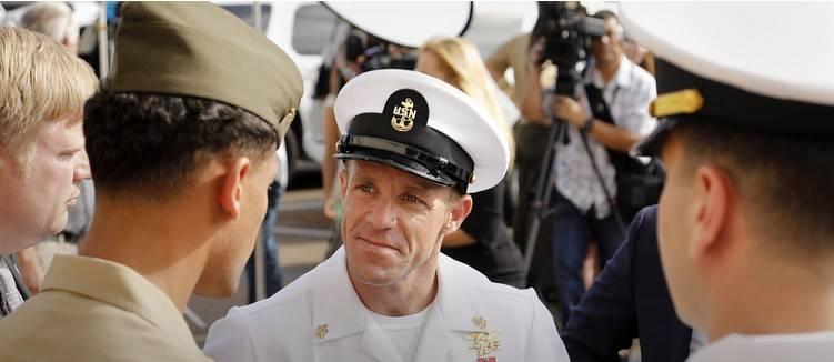 """""""War bereit, alles zu töten, was sich bewegte"""": in den Vereinigten Staaten über die Marine, von Trumpf begnadigt"""