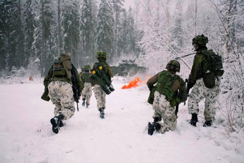 В Финляндии показали видео учений по отражению «агрессии России»