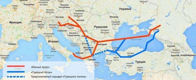 474 болгарских километра. Сварной шов газовой трубы не простой, а золотой