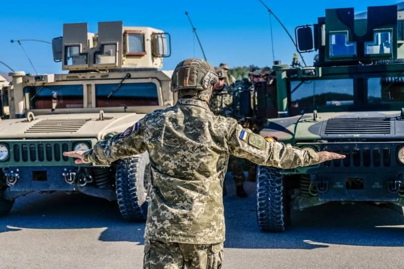 Украина получит американскую военную помощь в 2020 году