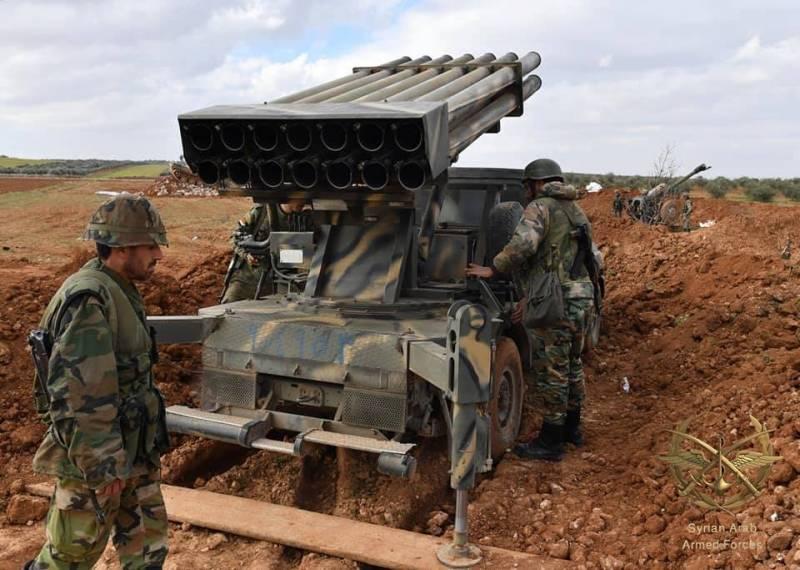 Сирийская армия вновь вступила в бой с ИГИЛ в районе Пальмиры