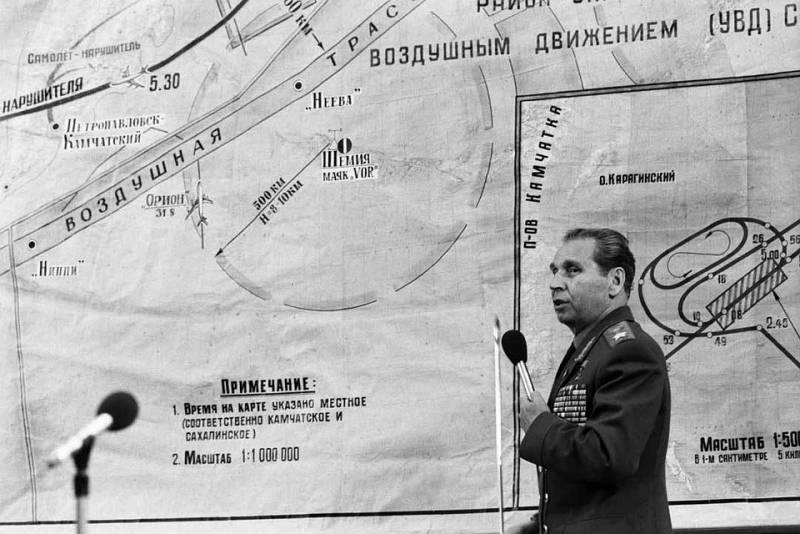 Доктрина Огаркова в прошлом и настоящем