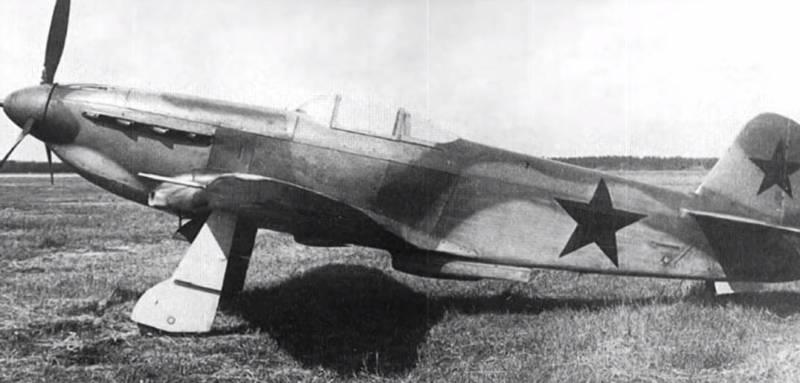 Як-1: создание и развитие истребителя