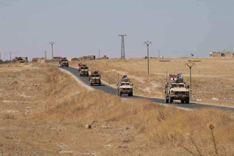 Военно-политические средства США в Сирии. Путь к смещению законной власти
