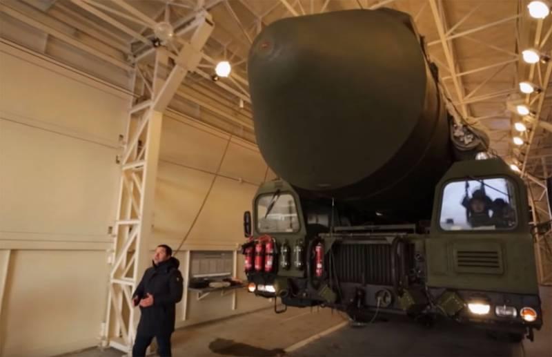 Ядерный «Ярс» - российский гарант безопасности