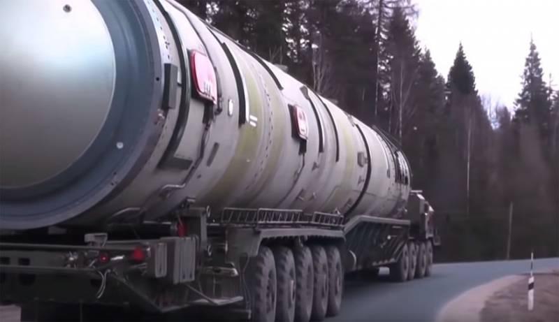 Командующий РВСН рассказал о подготовке к перевооружению на РС-28 «Сармат»