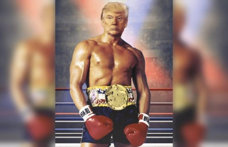 Улыбка Путина и «пожар» в Вашингтоне 2020 года. Какая здесь связь?