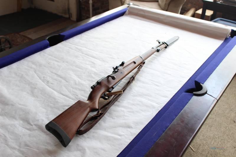 Последняя пехотная винтовка Европы
