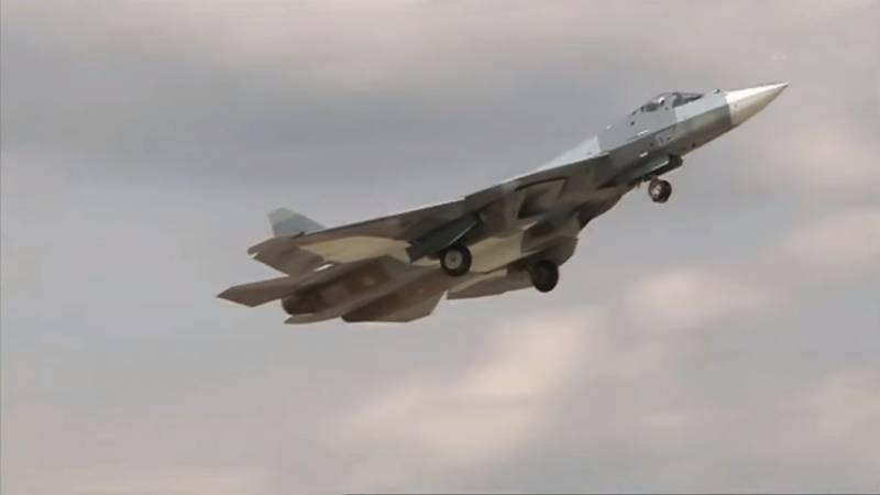 Зарубежные партнёры пропустили второй этап тестового применения Су-57 в Сирии