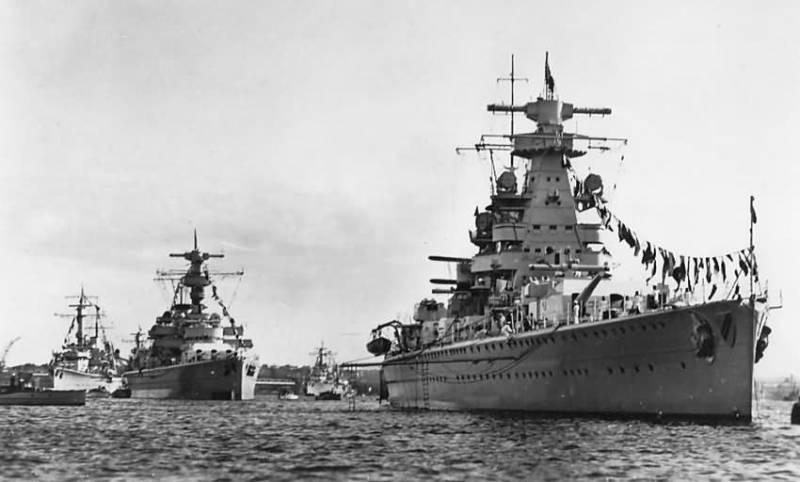 Боевые корабли. Неправильно впихнутое не во благо будет