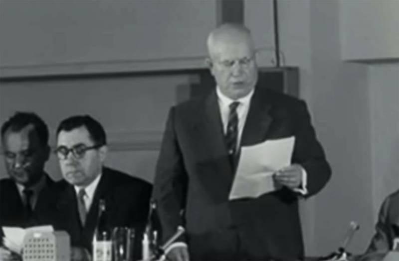 Историк Евгений Спицын: «Хрущёвская слякоть»