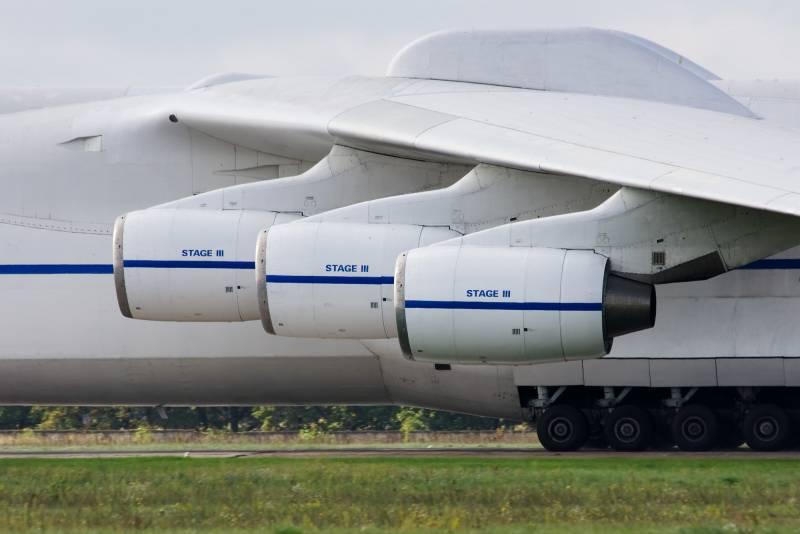 Грузовые самолеты Антонова