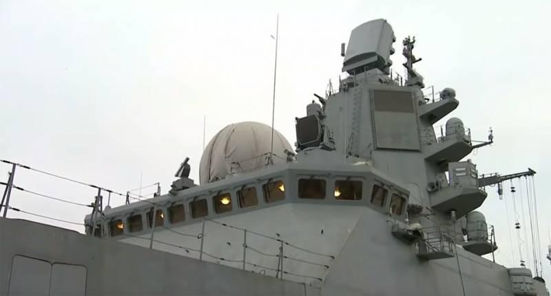 """В Норвегии: При испытаниях фрегата """"Адмирал Касатонов"""" русские создали радиоэлектронные помехи"""