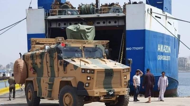 Политика Турции: путь к новой войне на Ближнем Востоке