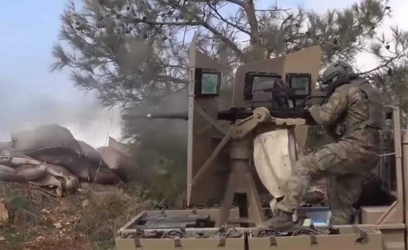 """Курды сообщили о проведении """"партизанской"""" операции против ВС Турции на севере Сирии"""