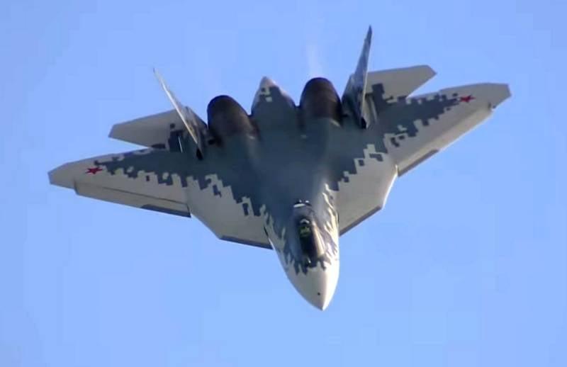 Defense Arabic: Алжир намерен купить эскадрилью Су-57