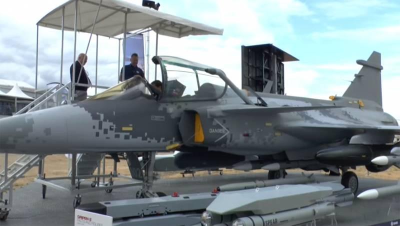 Шведский лётчик рассказал об испытаниях обновлённой версии истребителя JAS Gripen E