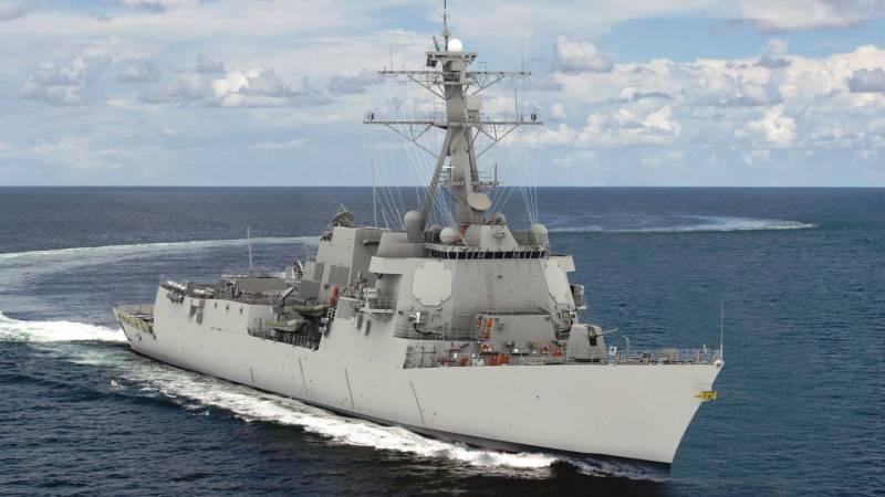 Крупные корабли ВМС США: порезать, не дожидаясь перитонита