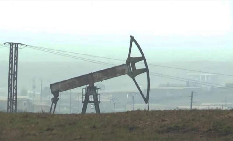 «Это грабёж государственного масштаба»: Дамаск готов подать иск против США за разграбление сирийской нефти