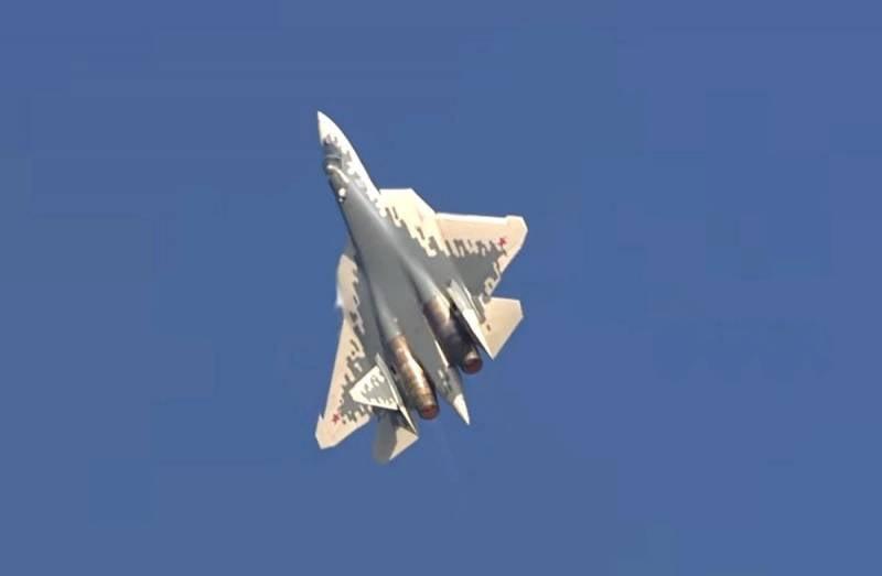 Sina: Амбициозным заявлениям МО РФ о поставке Су-57 в ВКС до конца года не суждено сбыться