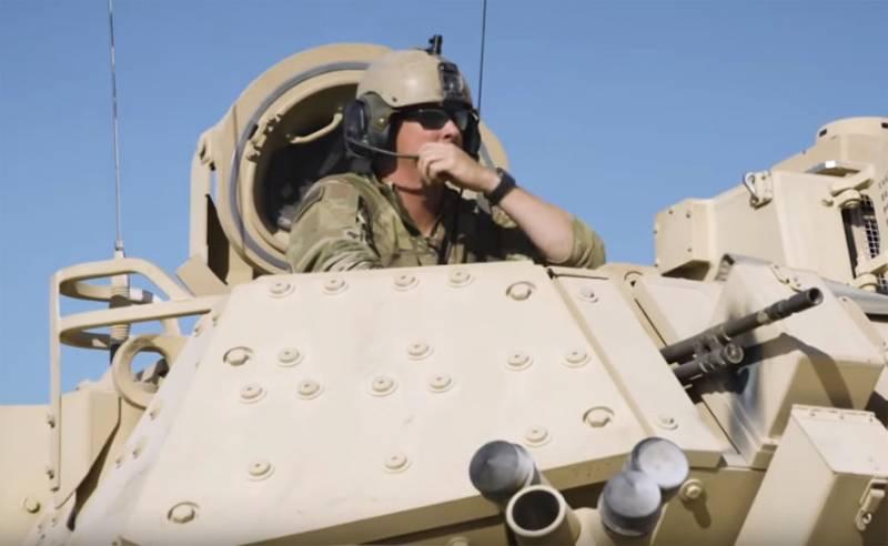 «Вы оккупанты, вам придётся покинуть Сирию»: показан контакт САА и военных США