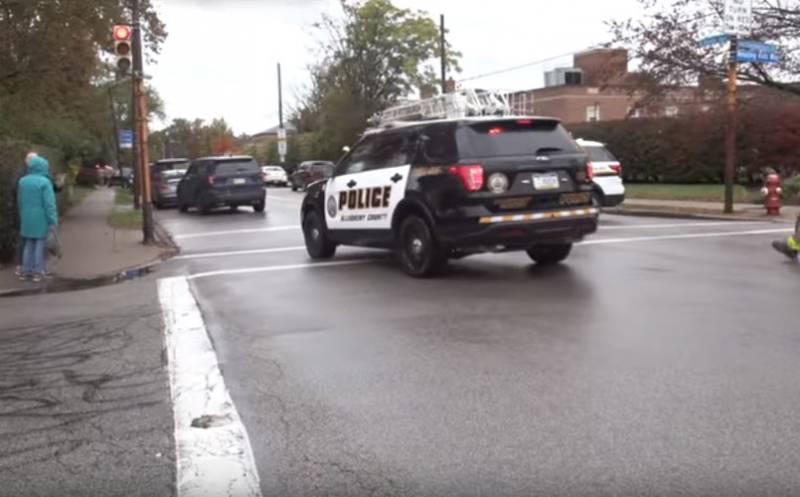 В пригороде Нью-Йорка произошло нападение на синагогу