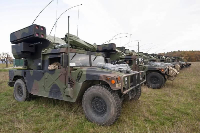 Перед лицом «российской агрессии»: США возвращают ЗРК Avenger в строй