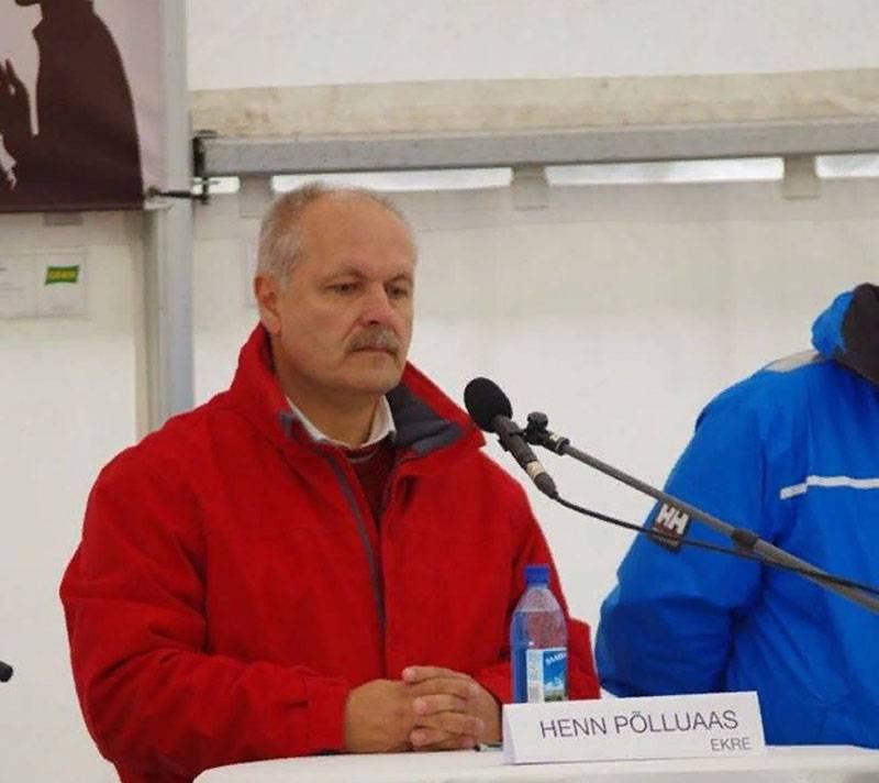 Der Sprecher des estnischen Parlaments machte deutlich, dass Tallinn Gebietsansprüche gegen die Russische Föderation nicht ablehnt