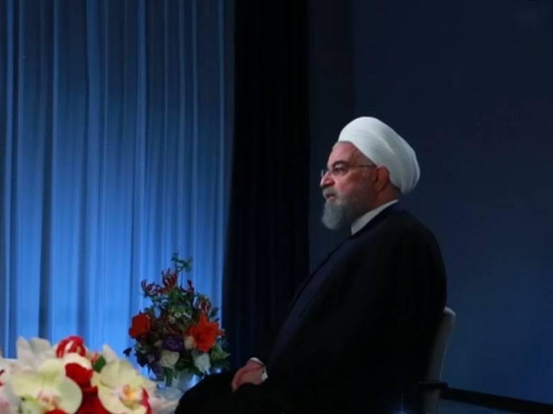 Iranian President Called Losses From Economic Sanctions