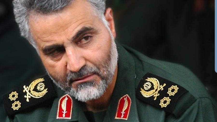 При ракетном обстреле аэропорта Багдада погиб Касем Сулеймани
