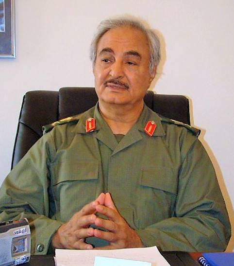 土耳其的挑战被接受。 哈夫塔尔元帅宣布在利比亚动员